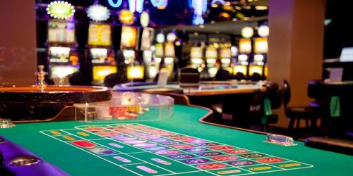 Oregon Golf and Casinos