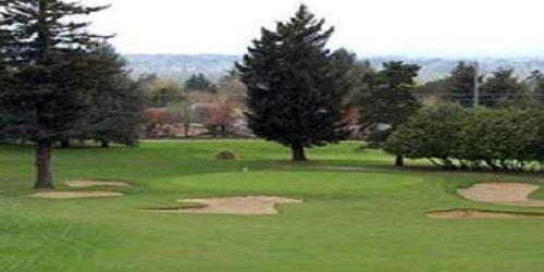 Glendoveer Golf Course - East