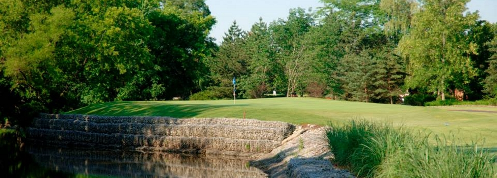 Crane's Landing Golf Club at the Lincolnshire Marriott Resort
