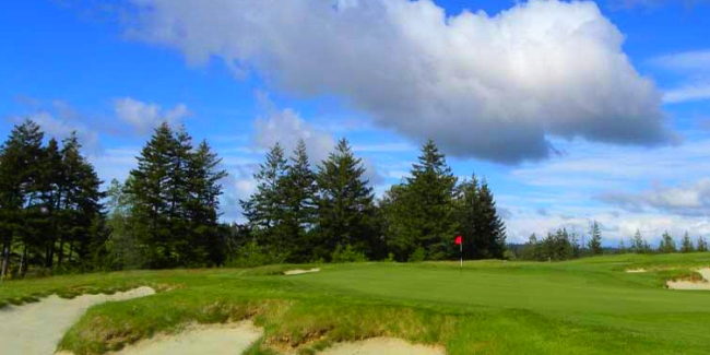 Bandon Oregon Golf