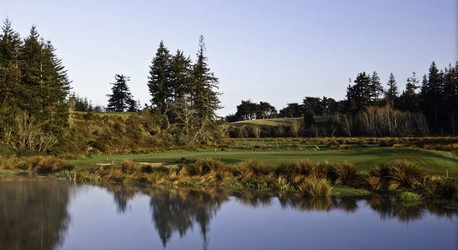 Bandon Crossings Golf Course Oregon golf packages