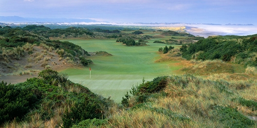 Bandon Dunes Golf Resort - Bandon Dunes Oregon golf packages
