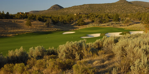 Brasada Canyons Golf Course