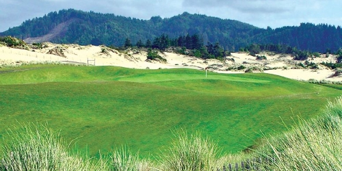Ocean Dunes Golf Links Oregon golf packages