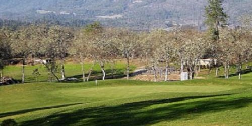 Red Mountain Golf Course - Golf in Grants Pass, Oregon