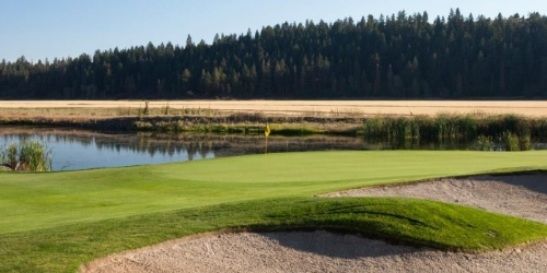The Running Y Ranch Resort Oregon golf packages