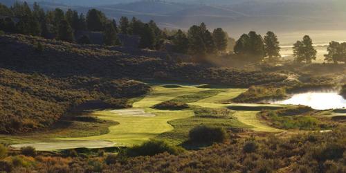 Silvies Valley Ranch - Chief Egan Course