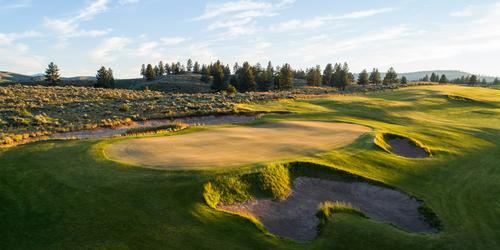 Silvies Valley Ranch - Hankins Course