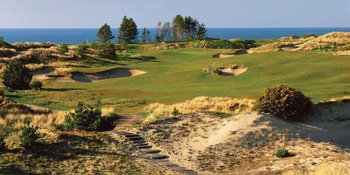 Bandon Dunes Golf Resort - Pacific Dunes