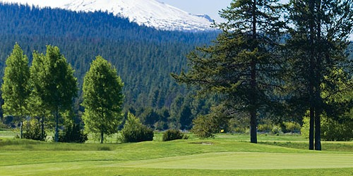 Sunriver Resort - Meadows Oregon golf packages