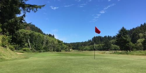 Sunset Bay Golf Course