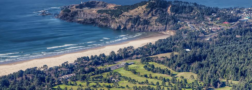 Agate Beach Golf Course