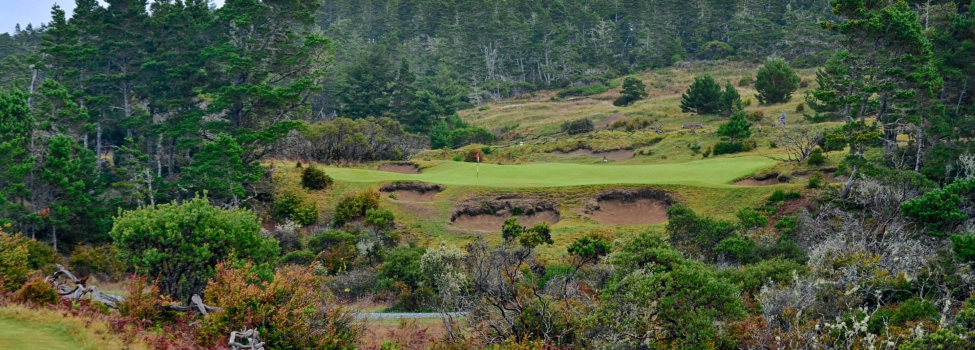 Bandon Dunes Golf Resort - Bandon Trails