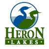Heron Lakes Golf Course - The Greenback